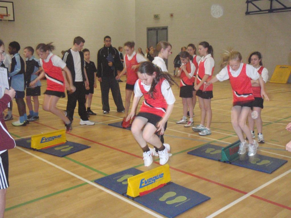 Durham City Schools Sports Partnership Durham City Schools Qualify