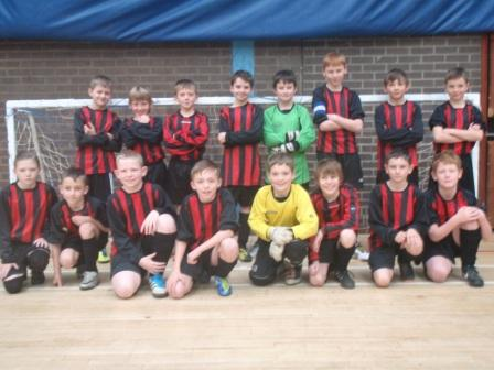 Durham City Schools Sports Partnership District Football Teams In